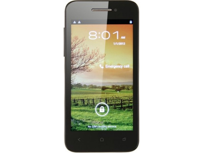 Bedove X12 black Android 4.0 MTK6577 3G