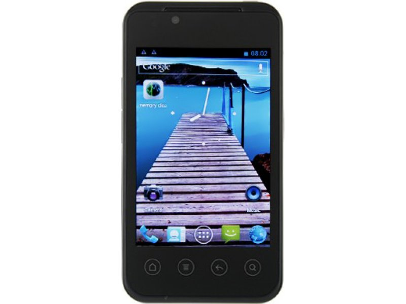 Bluebo B3000 Android 4.0 black MTK6575