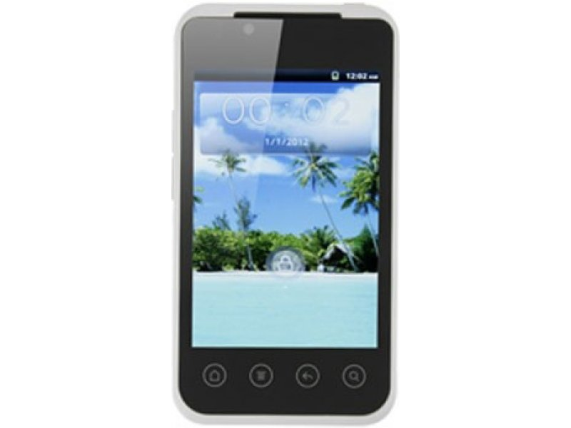 Bluebo B3000 Android 4.0 white MTK6575