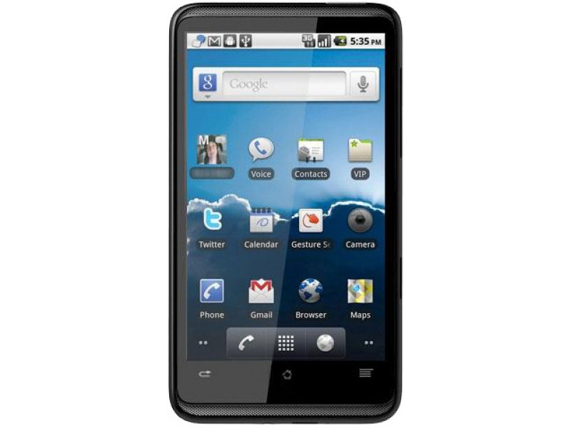 HTC star A1200 black Android 2.3