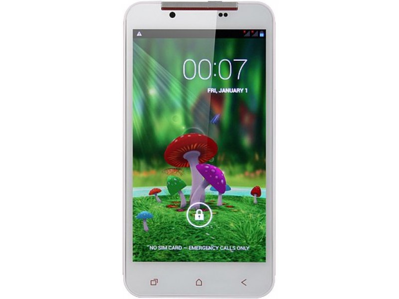 HTC S5 Butterfly MTK6589 Android white
