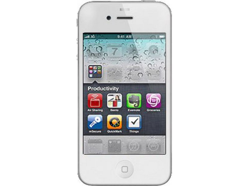 iPhone 4s 1 sim hight copy white