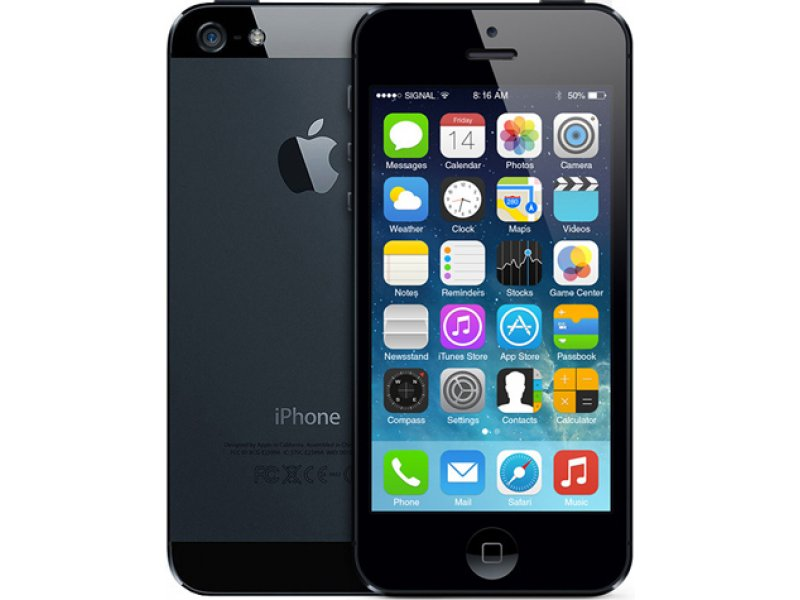 Apple iPhone 5 64Gb Black Neverlock