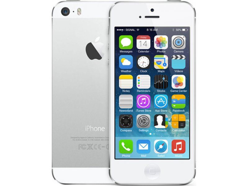 Apple iPhone 5 64Gb White Neverlock