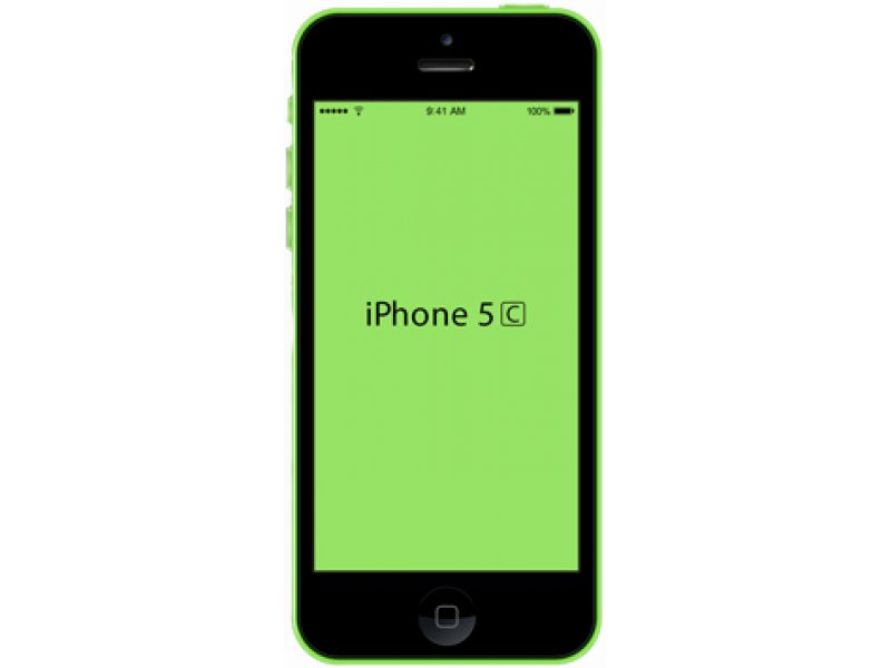 iPhone 5C PRO+ green MTK6572 Android 4.2