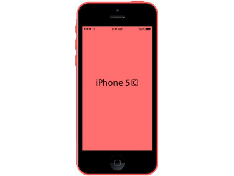 iPhone 5C PRO+ pink MTK6572 Android 4.2