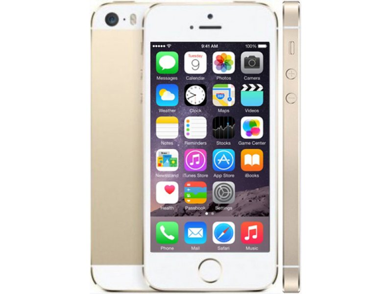 iPhone 5S GooPhone MTK6582 Gold