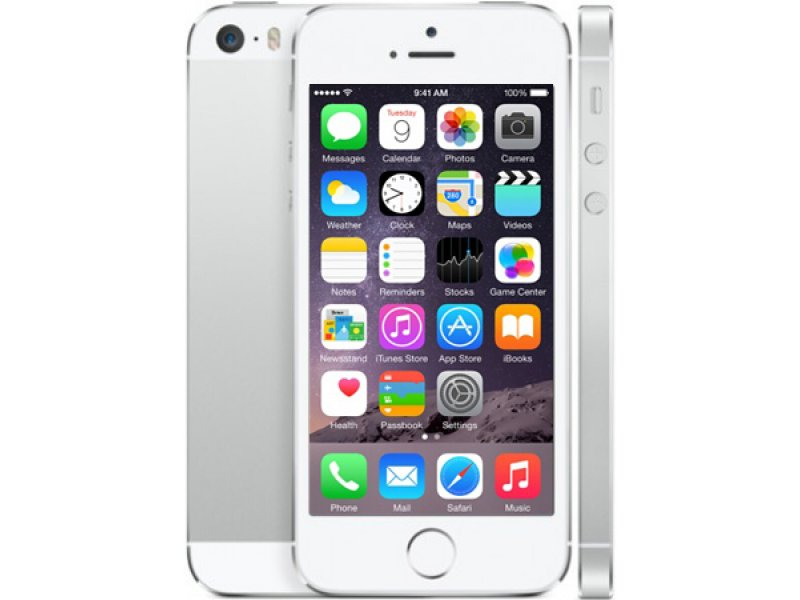 iPhone 5S GooPhone MTK6582 Silver