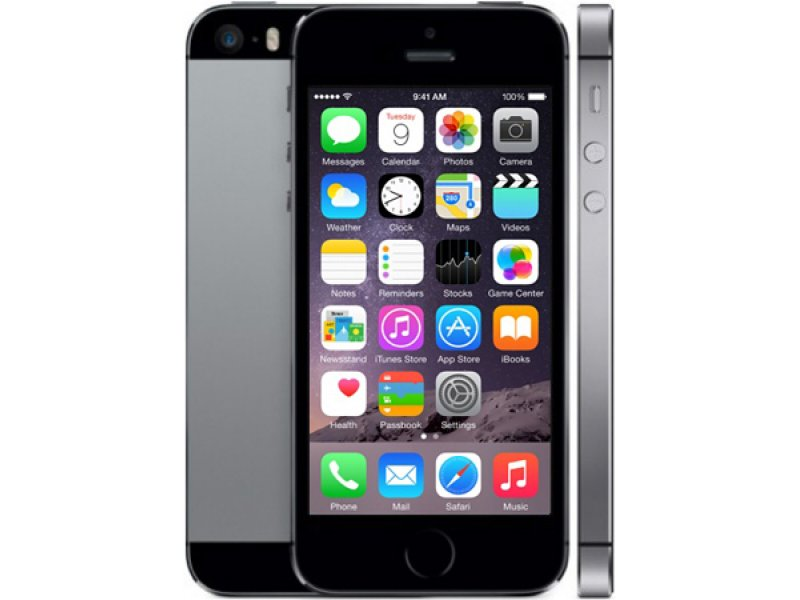 iPhone 5S GooPhone MTK6582 Space Gray