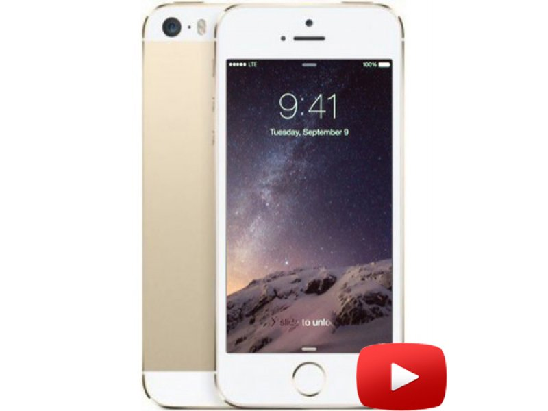 iPhone 5S PRO+ MTK6589 Android gold