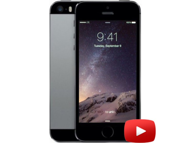 iPhone 5S PRO+ MTK6589 Android black