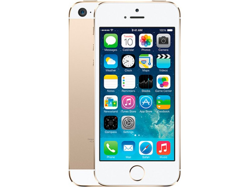 Apple iPhone 5s 16Gb Gold Neverlock