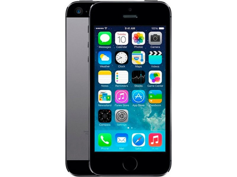 Apple iPhone 5s 16Gb Space Gray Neverlock