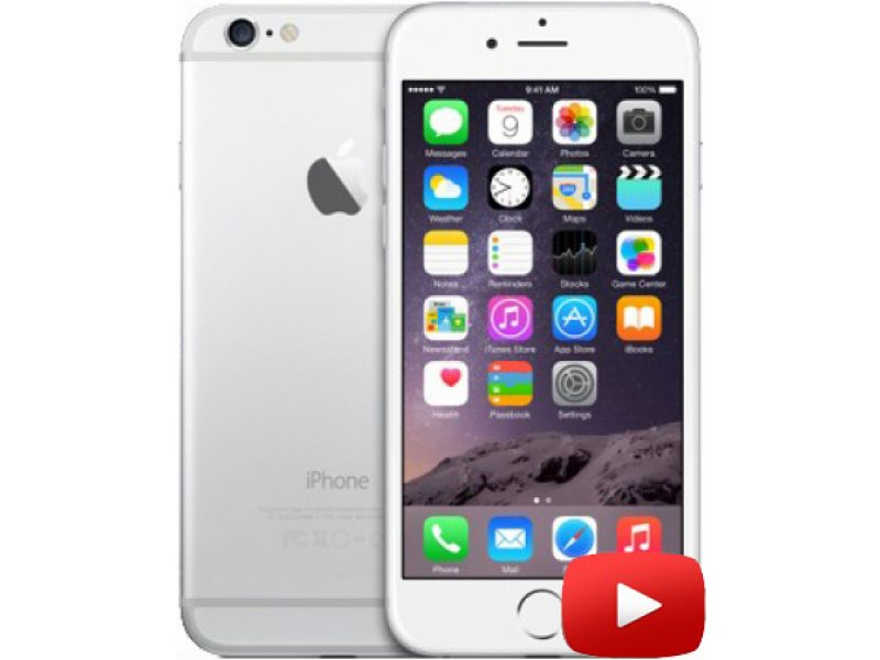iPhone 6 GooPhone MTK6582 Silver