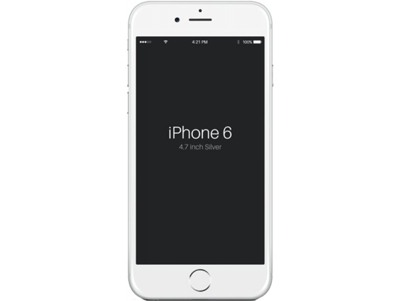 iPhone 6 GOOPHONE MTK6589 Silver