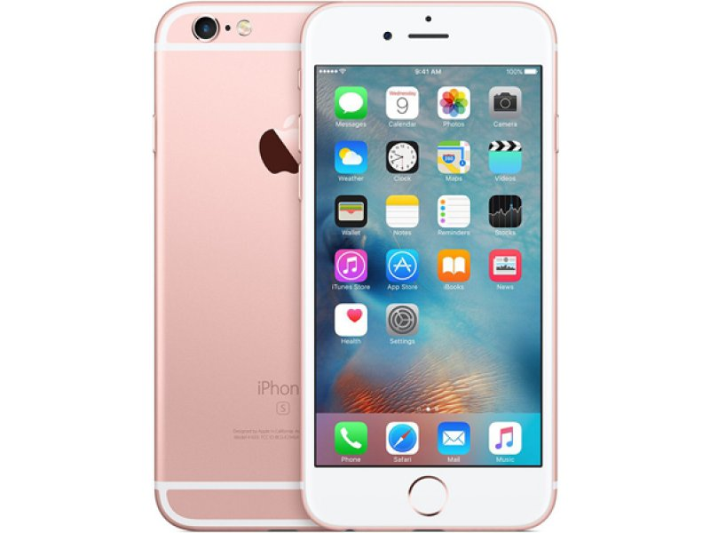 iPhone 6s Plus Touch ID MTK6735 Full HD 64-bit Rose Gold