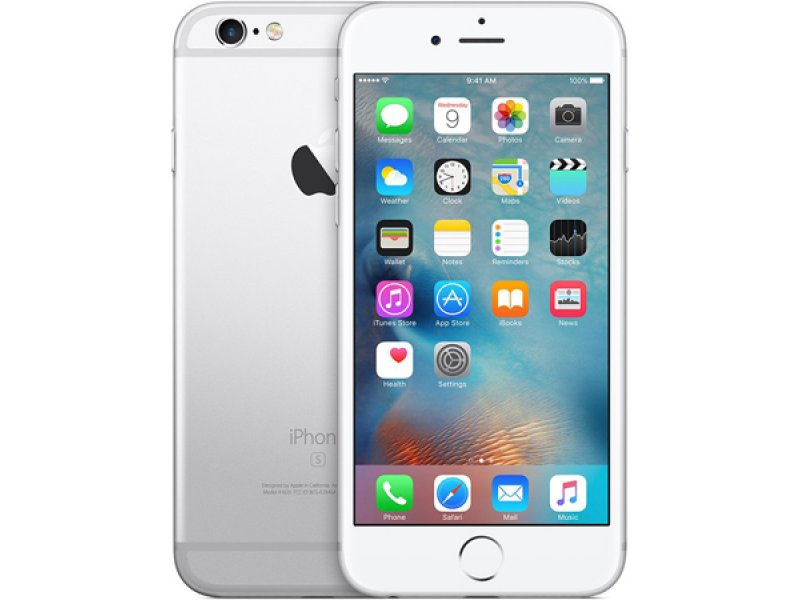 iPhone 6s Plus Touch ID MTK6735 Full HD 64-bit Silver