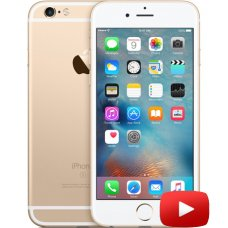 iPhone 6s Touch ID MTK6582 Gold