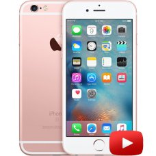 iPhone 6s Touch ID MTK6582 Rose Gold