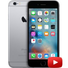 iPhone 6s Touch ID MTK6582 Space Gray