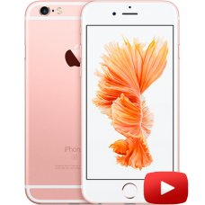 iPhone 6s GooPhone MTK6582 Rose Gold