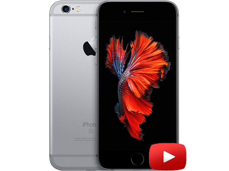 iPhone 6s GooPhone MTK6582 Space Gray