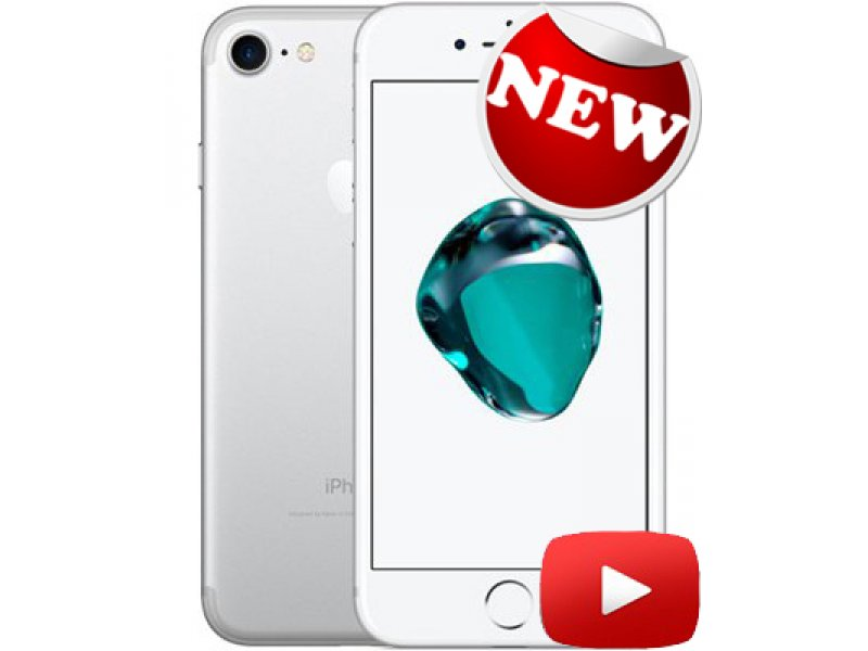 iPhone 7 GooPhone MTK6582 Silver