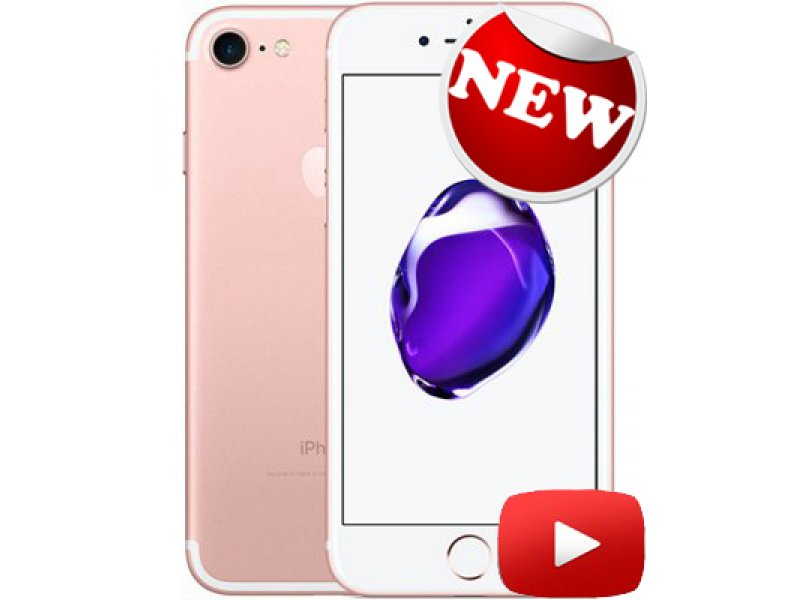 iPhone 7 Touch ID MTK6582 Rose Gold