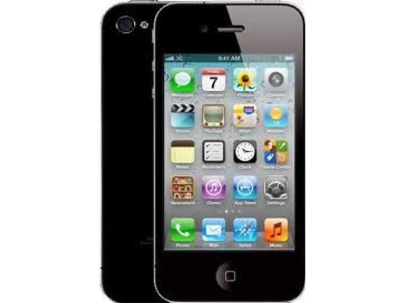 iPhone 4s (i04) 1 sim android black