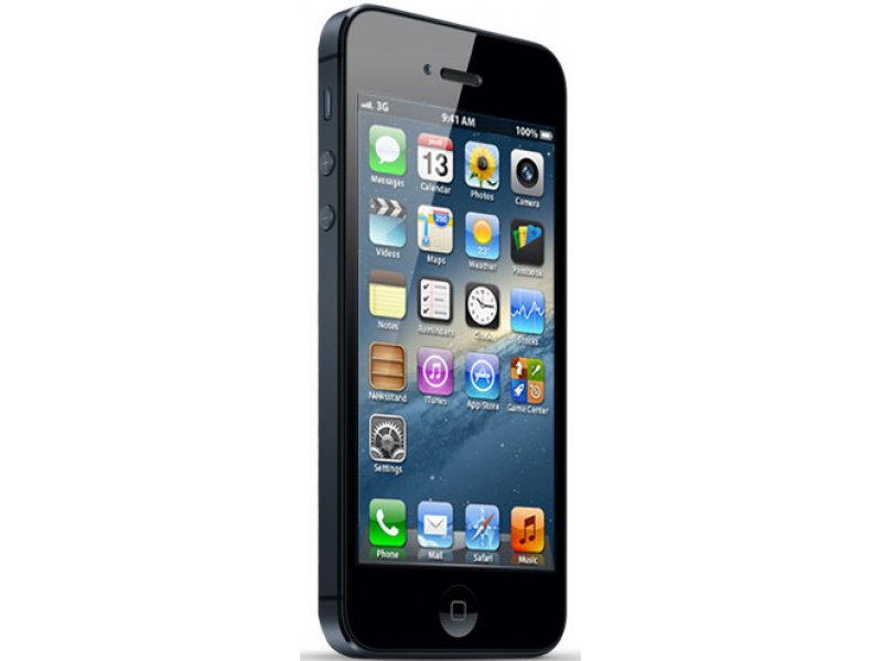 iPhone 5 w5000 Android black MTK6575