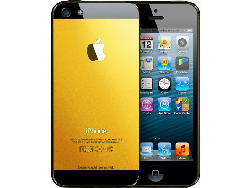 iPhone 5 PRO+ Gold Android 4.2 MTK6589