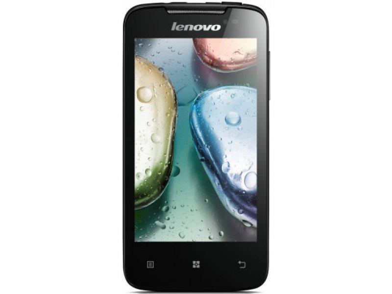 Lenovo A390 MTK6577 Android 4.0 black