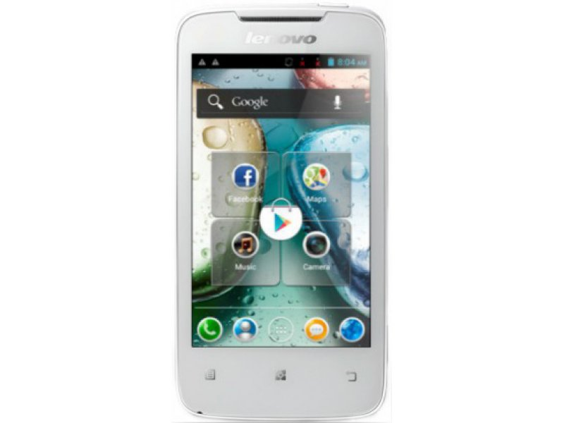 Lenovo A390 MTK6577 Android 4.0 white