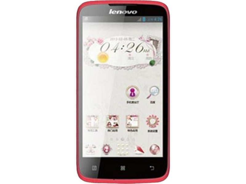 Lenovo A516 MTK6572 Android 4.2 pink