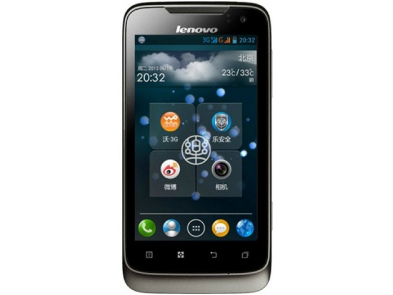 Lenovo A789 MTK6577 Android 4.0.3
