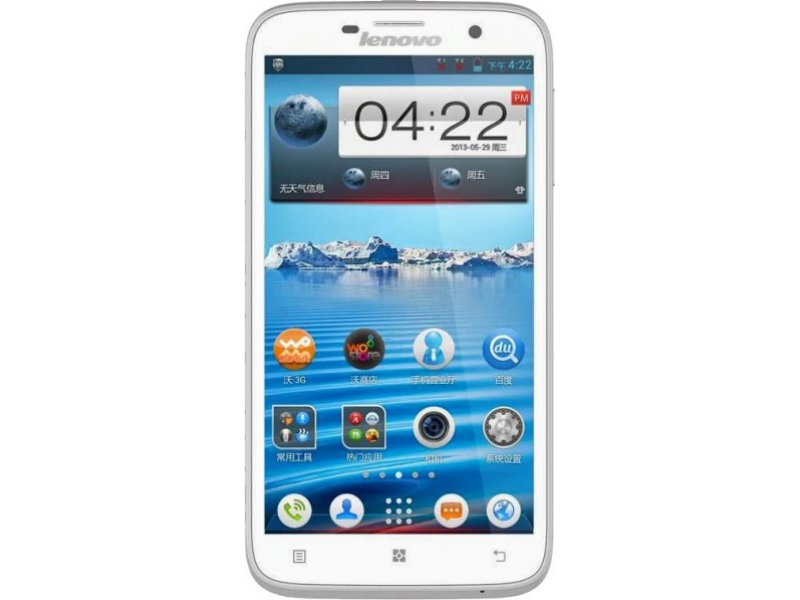 Lenovo A850 MTK6589 Android 4.2 white
