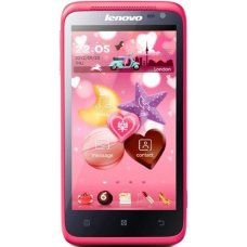 Lenovo S720 MTK6577 Android 4.0 pink