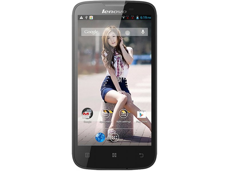 Lenovo A830 MTK6589 Android black