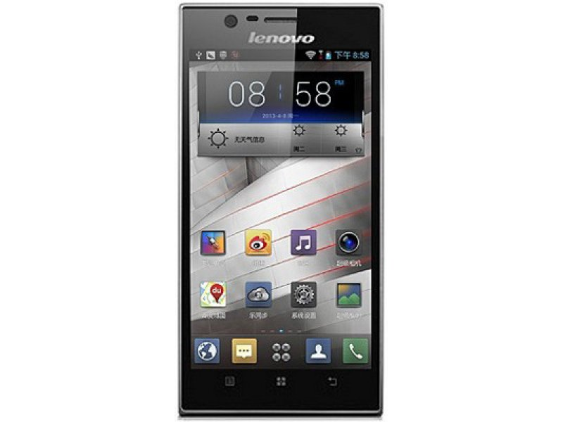 Lenovo K900 16Gb silver Android