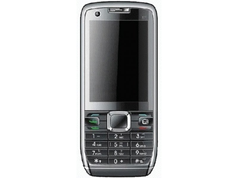 Nokia E71 mini black 2 sim, TV