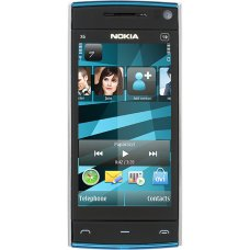 Nokia X6 white TV, Wi-Fi, 2 сим карты