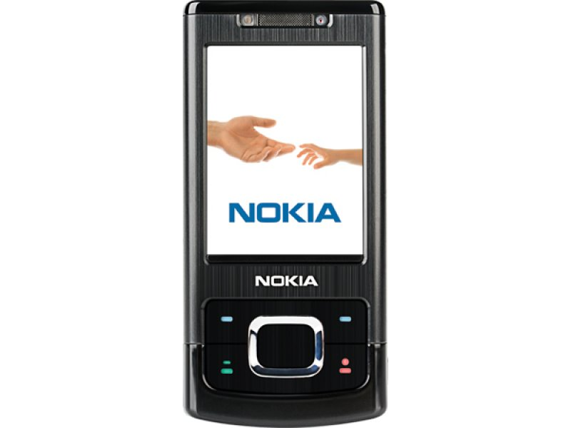 Nokia 6500 Slide Black Phone (Нокиа 6500)