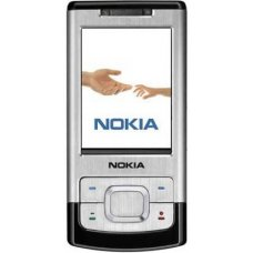 Nokia 6500 Slide Silver Phone (Нокиа 6500)