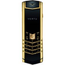 Vertu Signature S Design Gold Premium