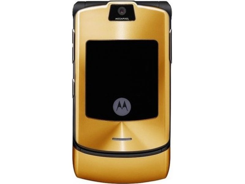 Motorola RAZR V3 Luxury Gold (new)