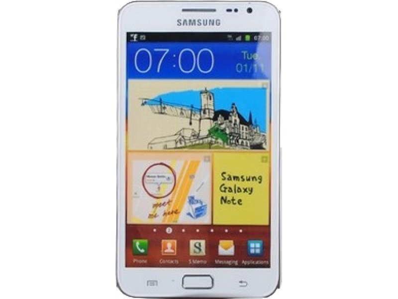 Samsung Galaxy Note A9220 white Android 2.3