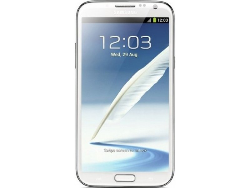 Samsung Galaxy Note 2 N7100 white МТК6577