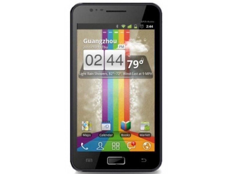 Samsung Galaxy Note N9000 black MTK6575