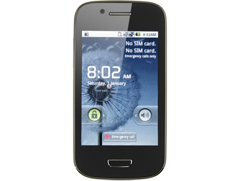 Samsung Galaxy S3 mini N9300 black Android 4.0