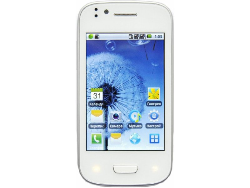 Samsung Galaxy S3 mini N9300 white Android 4.0